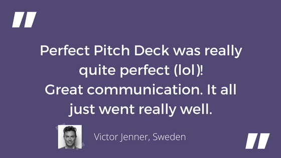 home of the best pitch decks perfect pitch deck